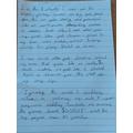 Xander's fabulous descriptive writing!