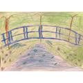 James' Monet artwork