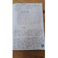 Senan's descriptive writing