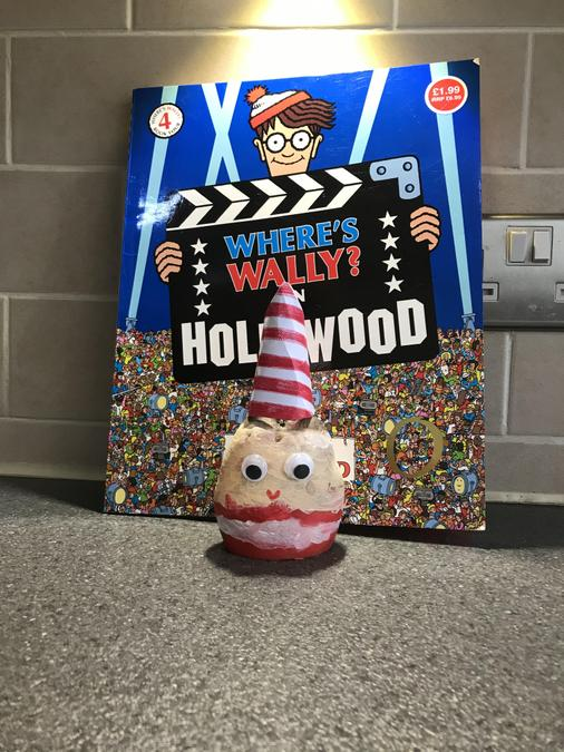 Where's Wally by Sophie
