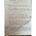 Oliver's brilliant Reading and Grammar work!