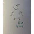 Super penguin Danny!