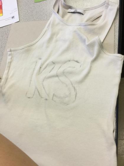kitty's t shirt