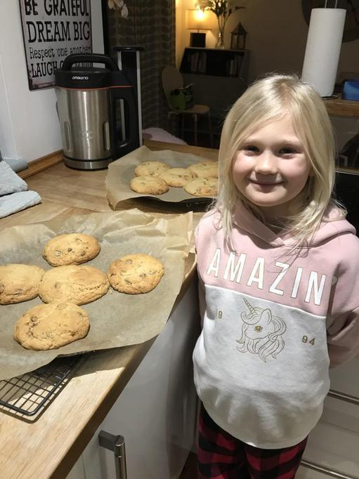 Abigail's baking