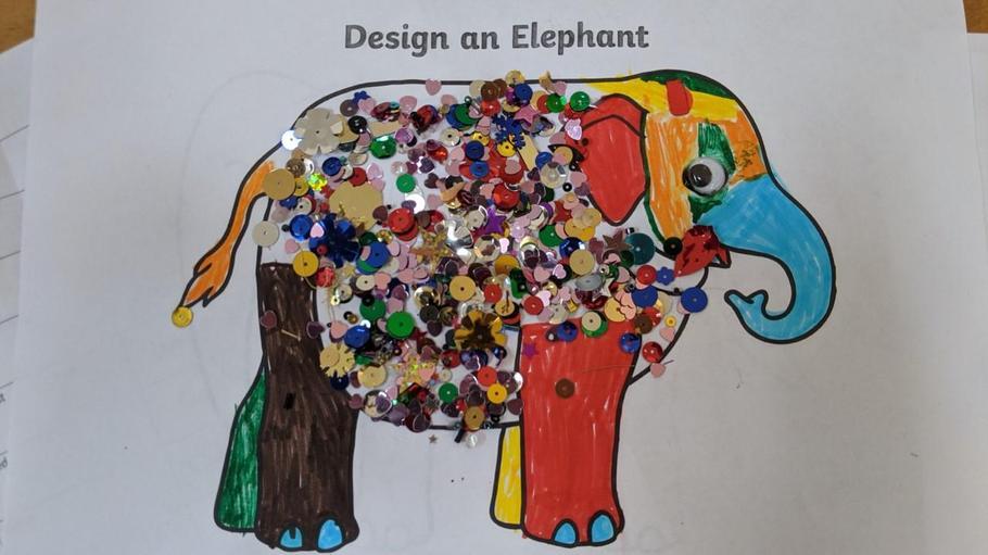 Ethan's elephant