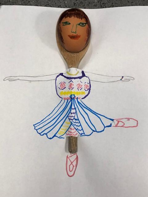 Elizabeth's dancer