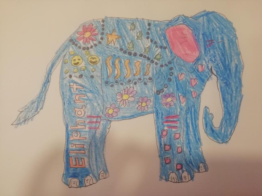 Freya's elephant