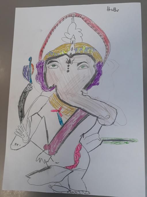 Hattie - Ganesh