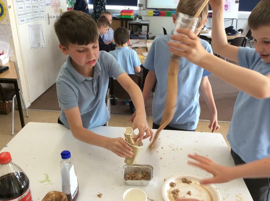 Digestive System Experiments