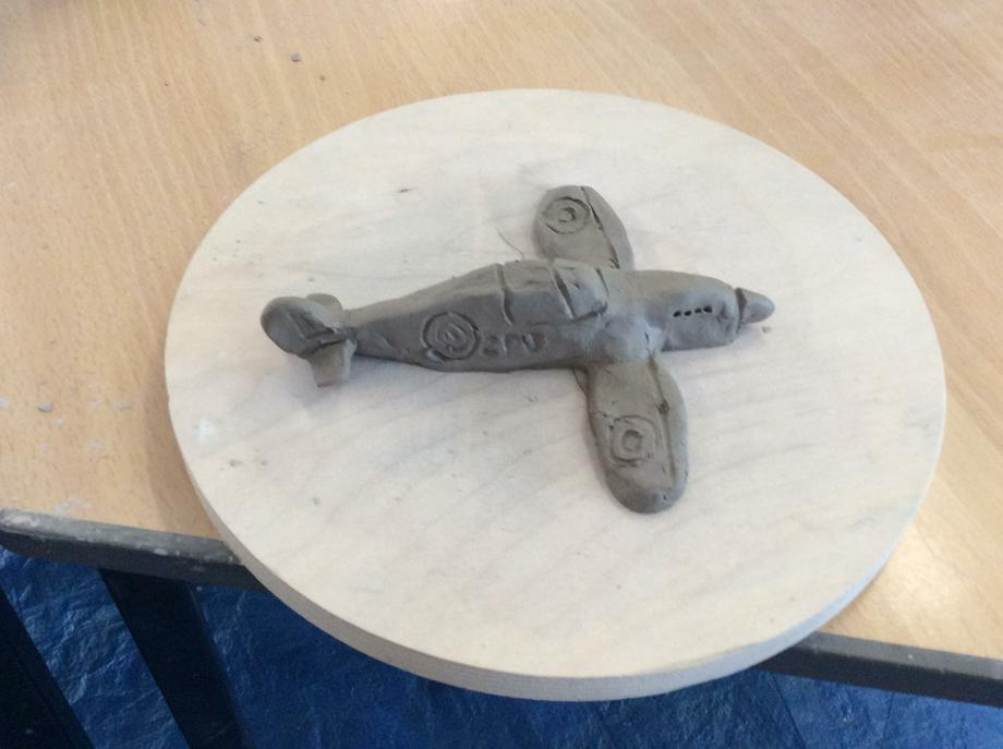 RAF 100 Pottery
