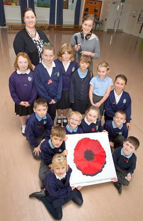 School Council Poppy