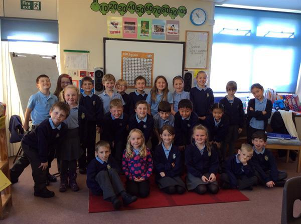 Our First week in year 3