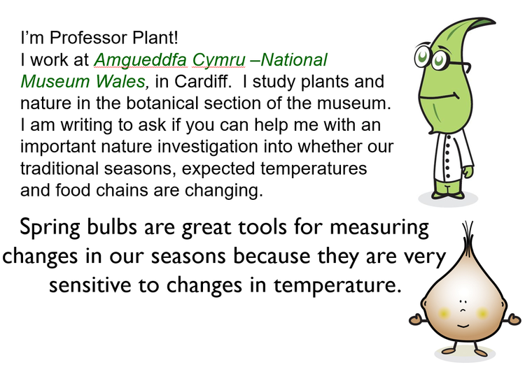 A letter from Professor Plant