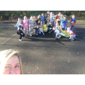 Miss Phillips with a cheeky selfie! :)