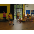 Stopwatches, metre sticks and physical activity!