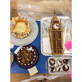 Rampton's Bake Off entries.