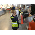 Exploring the Discovery Centre
