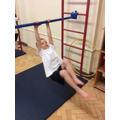 Future gymnast?