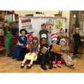 Year 2 spectacular character creations
