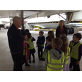 We found out all about the history of flight.