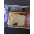 Magic Bed shoe box
