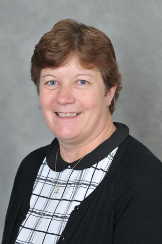 Mrs G Harris. HLTA