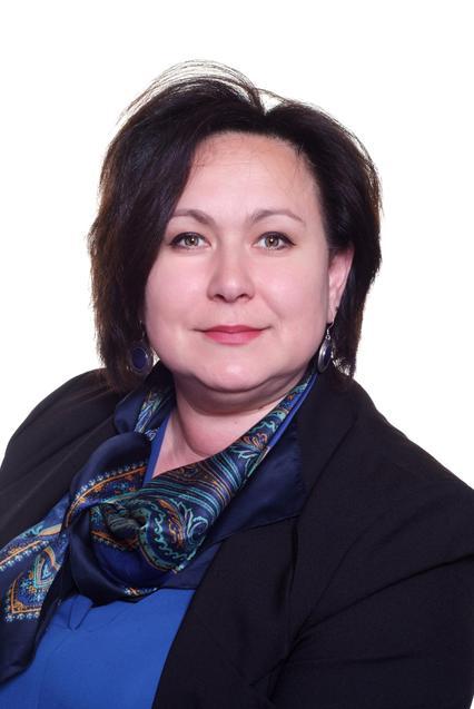 Mrs Olga Hopper - Staff Governor