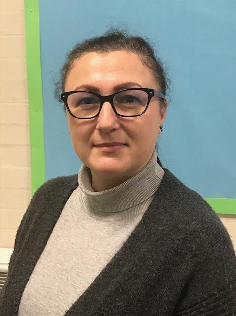 Mrs F. Cusca - EAL Coordinator