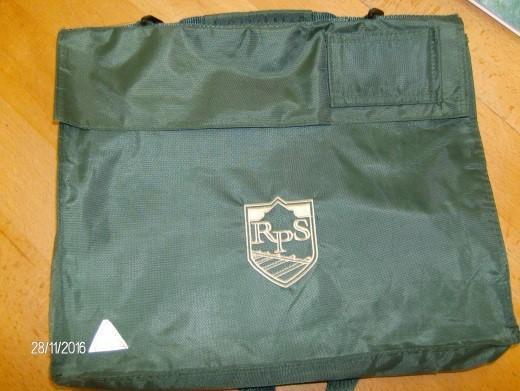 Book bag £6.00