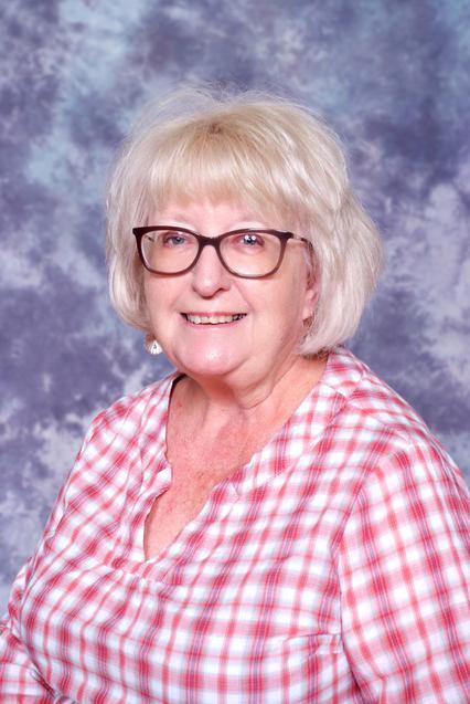 Mrs Sue Thomas - Local Authority Governor