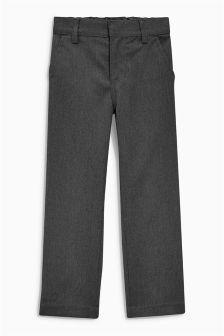 Grey or black trousers