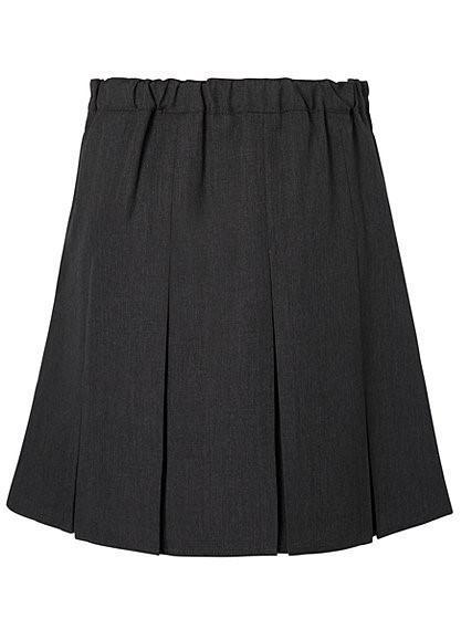 Grey or black skirt