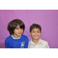 Tyler & Aarya (Emerald Class)