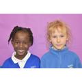 Maja & Eni (Tourmaliine Class)