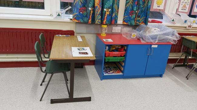 Our work stations