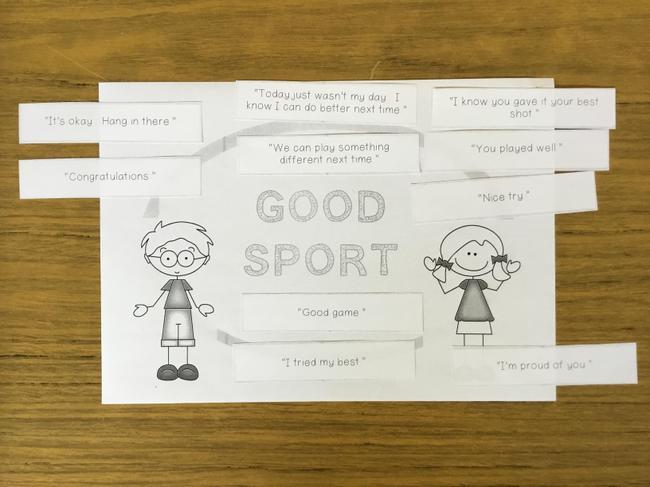 Good Sport Sort
