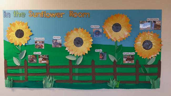 We love to celebrate what we do in The Sunflower Room🌻