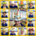 Owl Boys Easter Bonnets