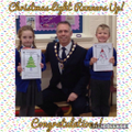 Raunds Christmas Light Runners Up