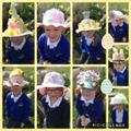 Owl Class Easter Bonnets