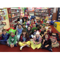 Year 1 visit the Library on World Book Day