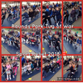 Raunds Park Tug of War - Sport Relief 2018