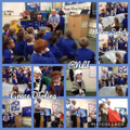 A visit from Mike Major from the RNLI