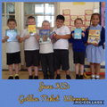 Year 1/2 June Golden Ticket Winners