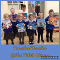 Nov/Dec Golden Ticket Winners