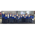 Owl Reading Certificates Term 4