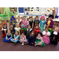 Heron Class on World Book Day