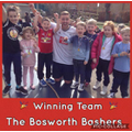 Bosworth Bashers - Winning Team!