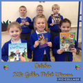 KS1 Golden Ticket Winners October