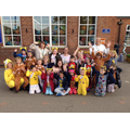 A Pyjama Day to raise money for Children in Need